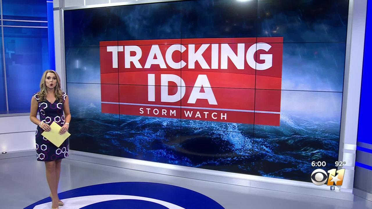 Louisiana braces for 'life-altering' Hurricane Ida - newsR