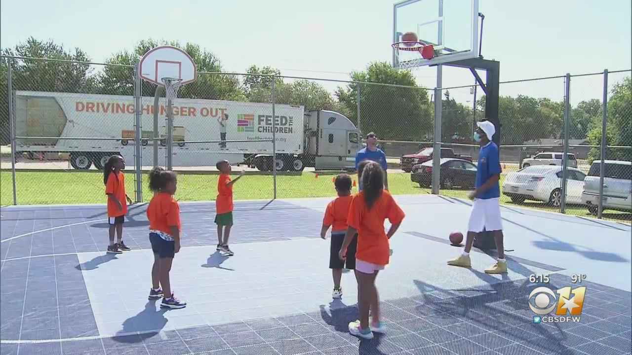 Dallas Kids Basketball Camp Honors Memory Of Former Player Andre Emmett Who Was Murdered In 2019