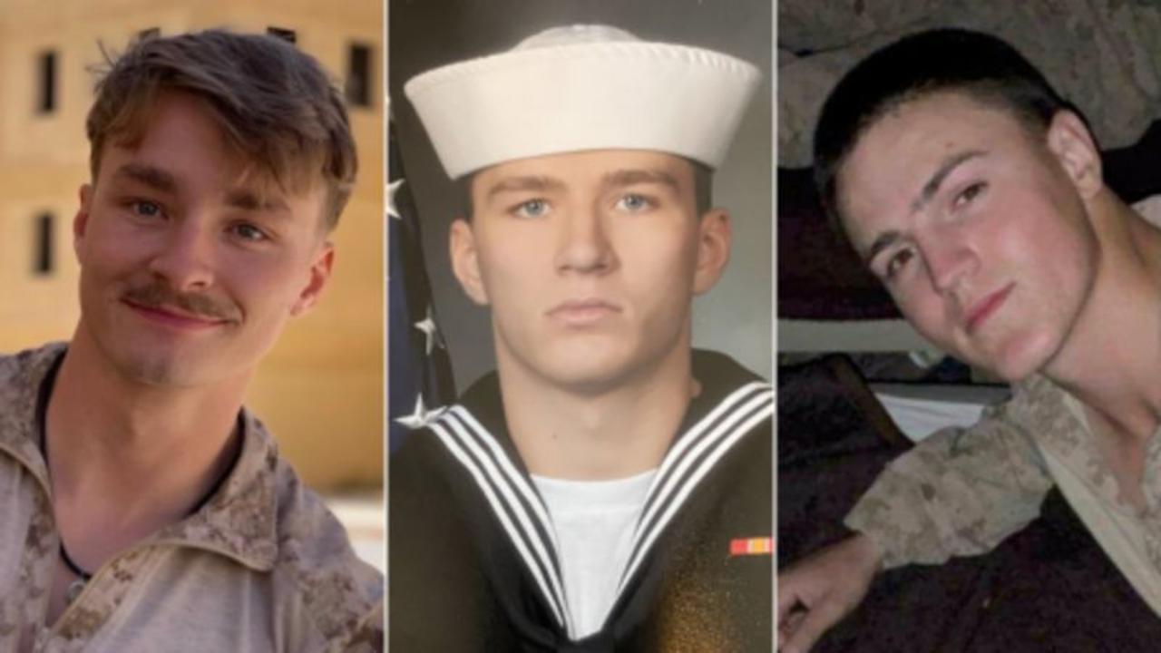 Remembering US service members killed in Kabul bombing