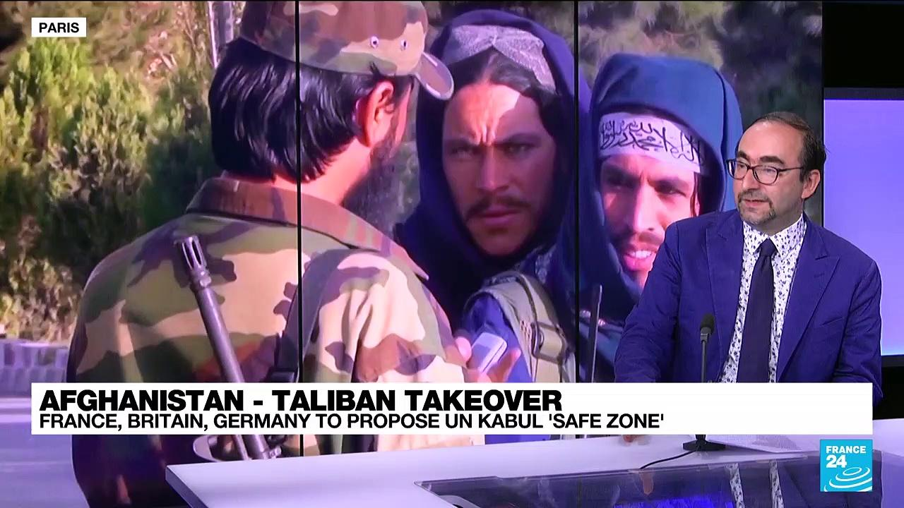 Kabul 'safe zone' to 'protect and repatriate' Afghan nationals at risk beyond August 31