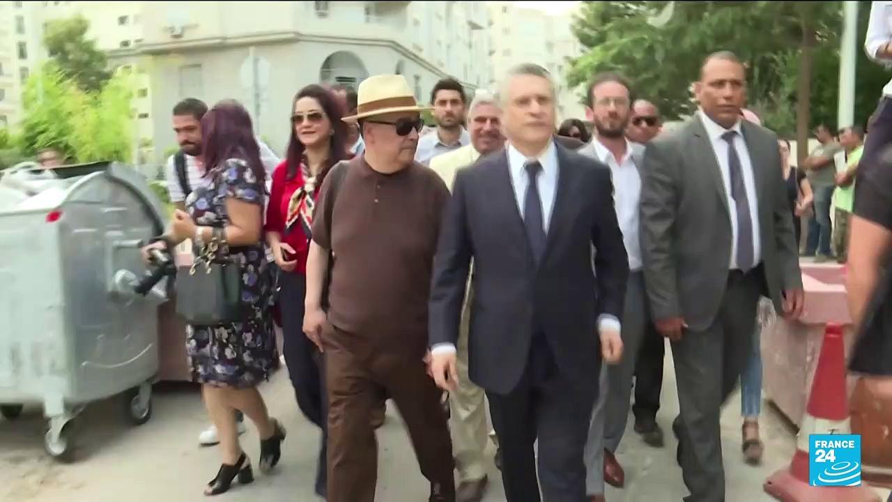 Algeria arrest Tunisia's former presidential candidate Nabil Karoui, said Tunisian media
