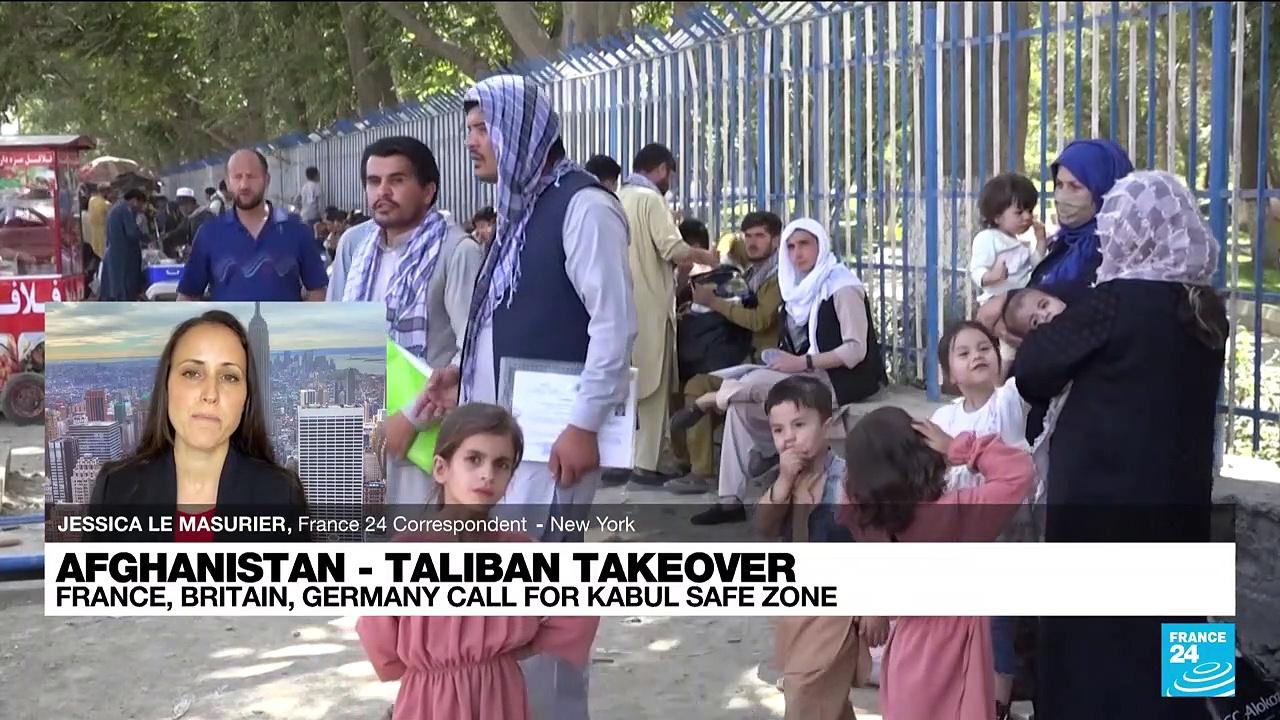 How might Kabul 'safe zone' work?