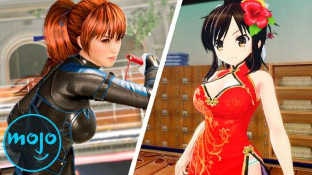 Top 10 Video Games With The Best Waifus