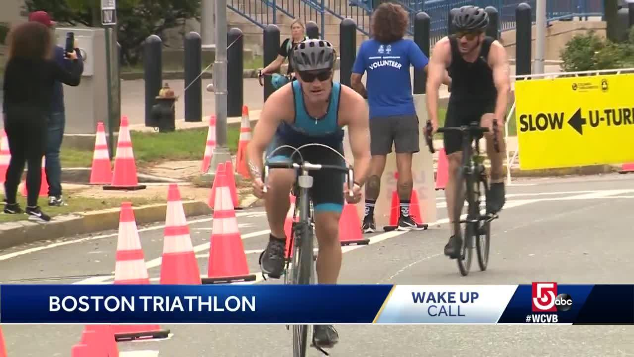 Wake Up Call from Boston Triathlon
