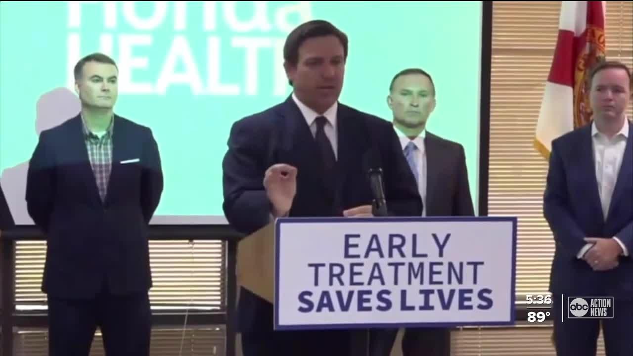 Gov. Ron DeSantis remains confident in appeal of ruling on school masks