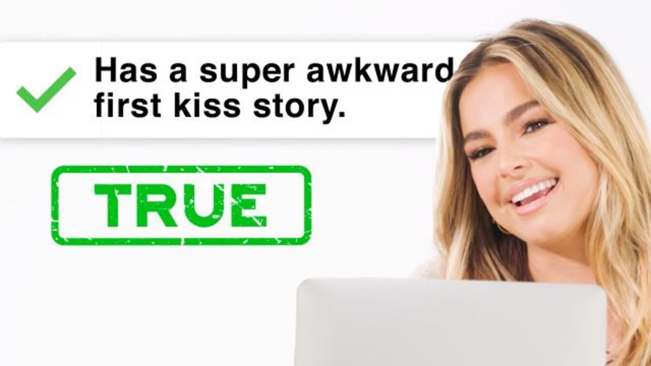 TikTok's Addison Rae Fact Checks Fans on The Internet