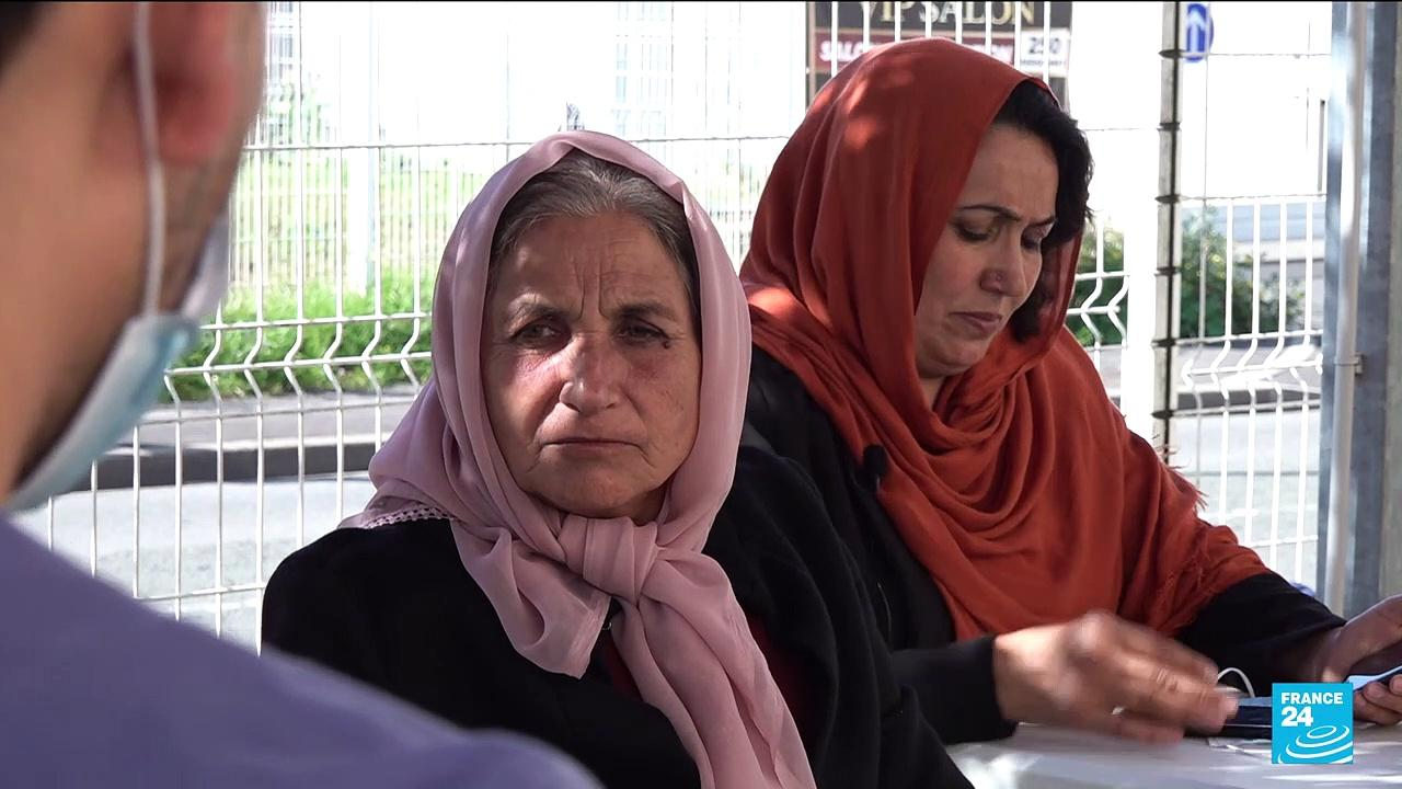 Afghan refugees: more than 2,600 Afghans have been resettled in France