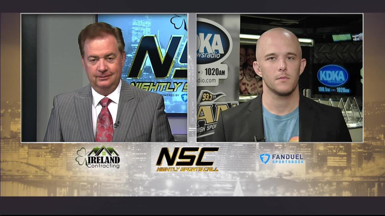 Ireland Contracting Nightly Sports Call: August 30, 2021 (Pt. 2)