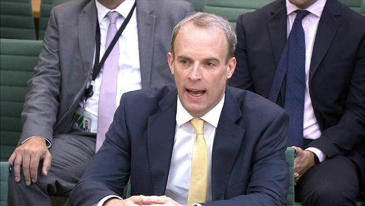 Dominic Raab to travel to Afghanistan