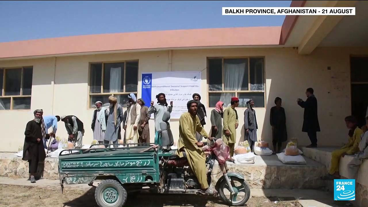 'Far greater humanitarian crisis' looms in Afghanistan - UNHCR