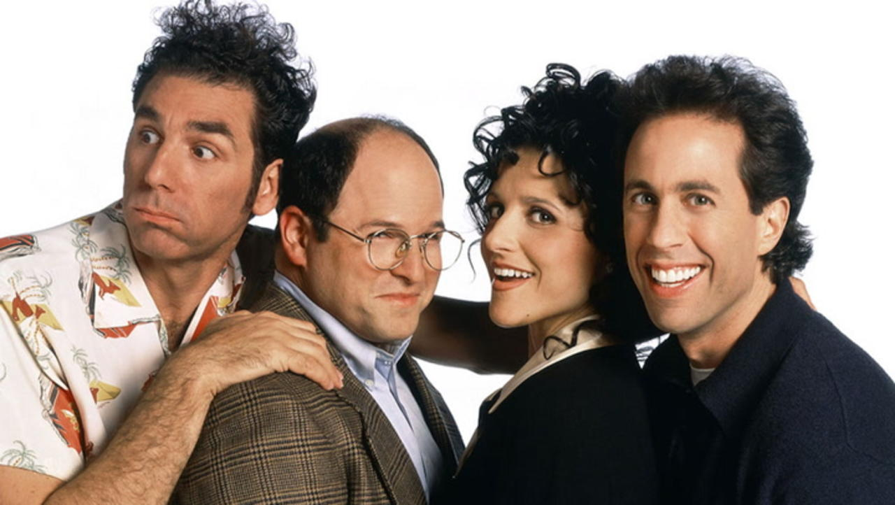 'Seinfeld' Coming to Netflix This Fall   THR News