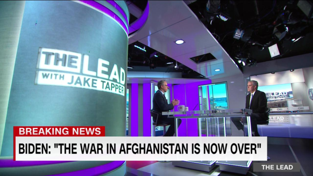 Former War Czar Gen. Douglas Lute: 'Our fundamental understanding of Afghanistan was often at the 101-college level, and we need