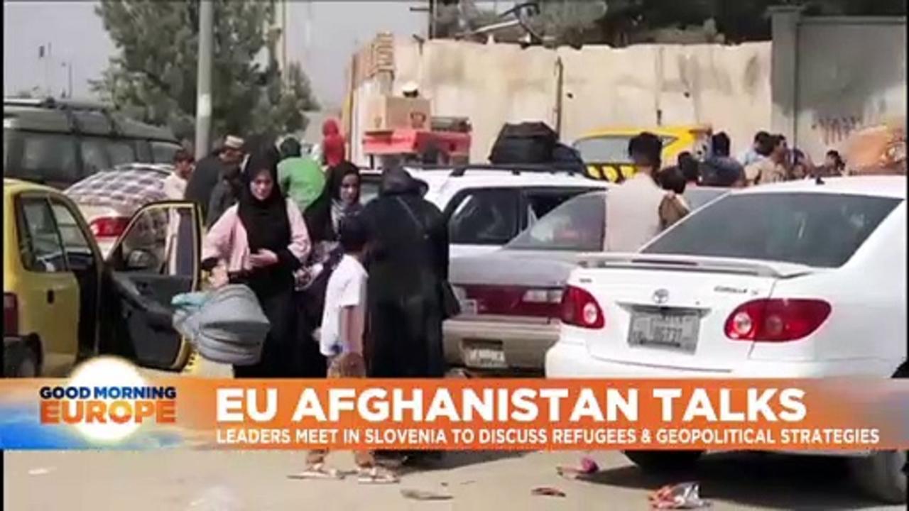 Afghanistan crisis sparks debate over EU's military capabilities