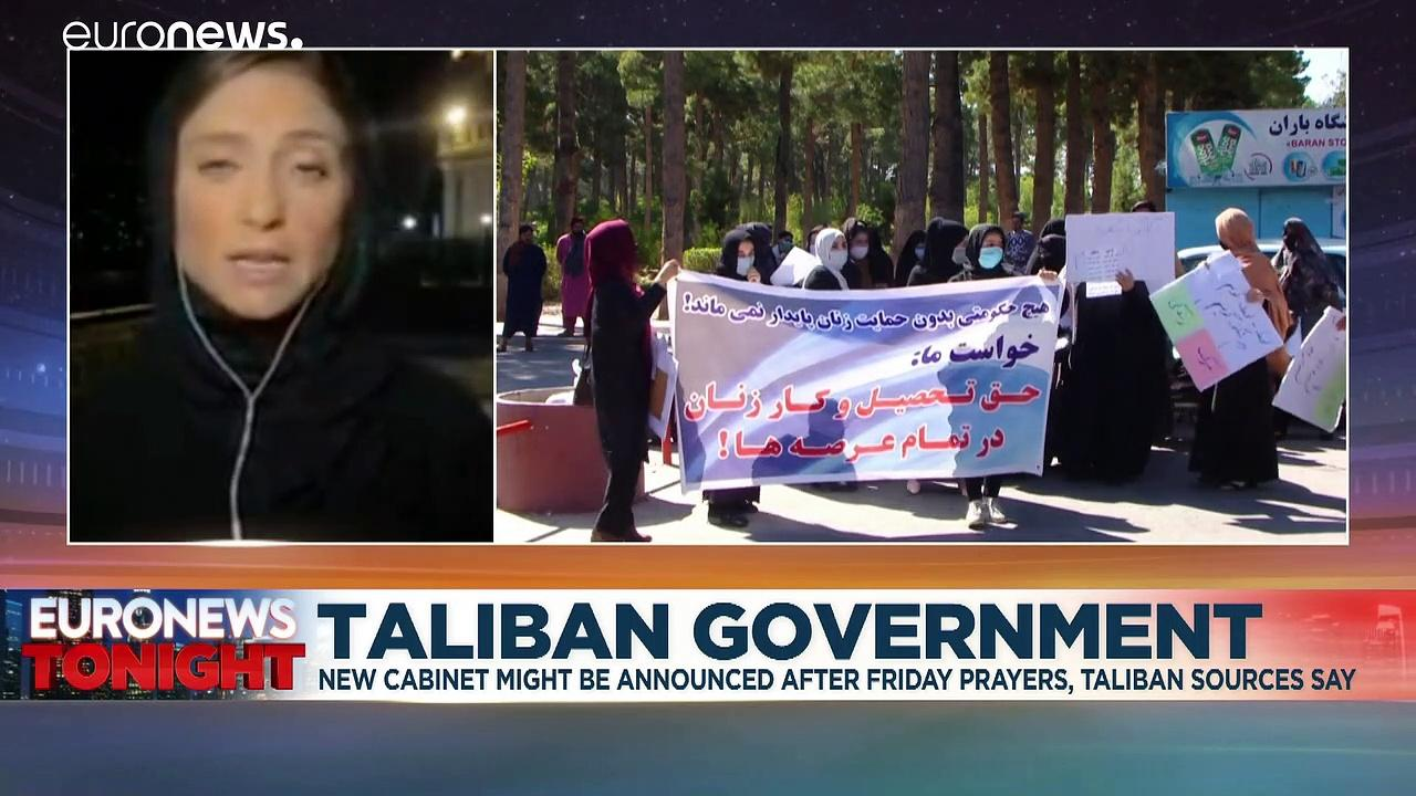In Afghanistan, fear and apprehension as Taliban prepares to form a new government