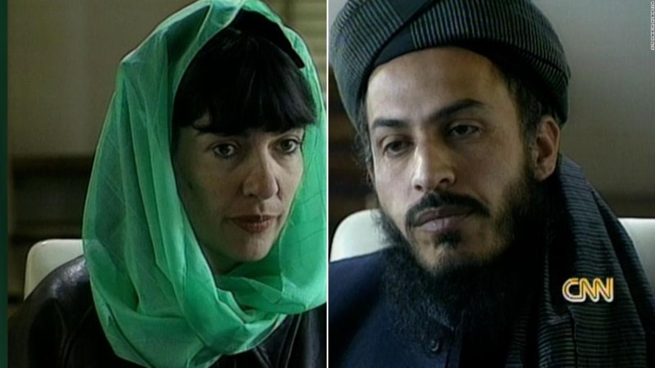 'It's come full circle': Watch 1996 Amanpour interview with Taliban