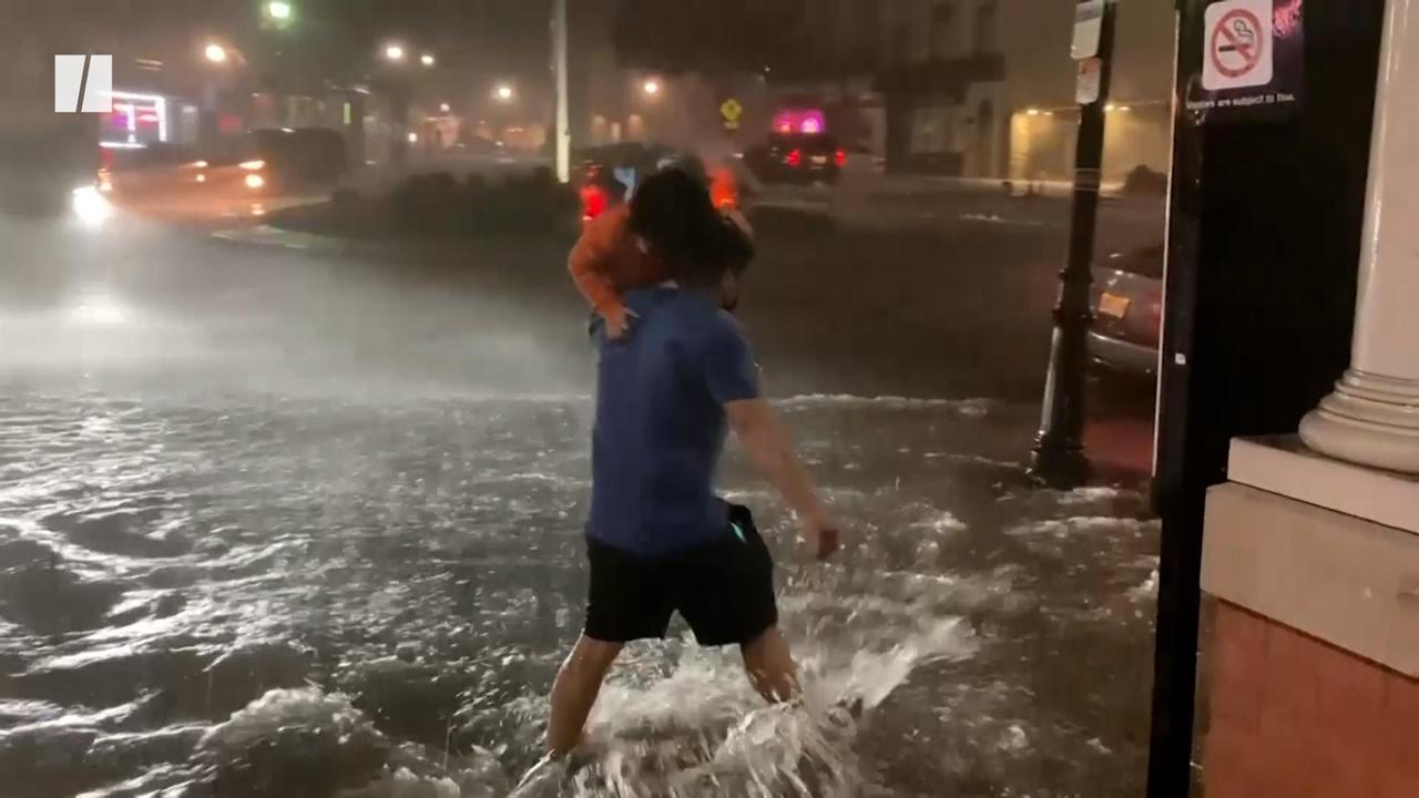 Weather Chaos In The Northeast