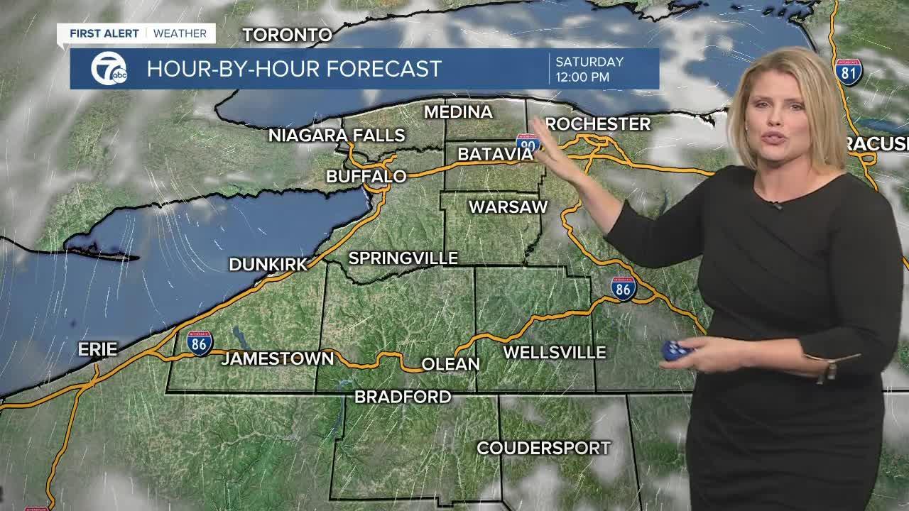 7 First Alert Forecast 12 p.m. Update, Thursday, September 2