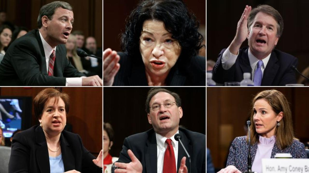This is what the Supreme Court justices said about abortion as nominees