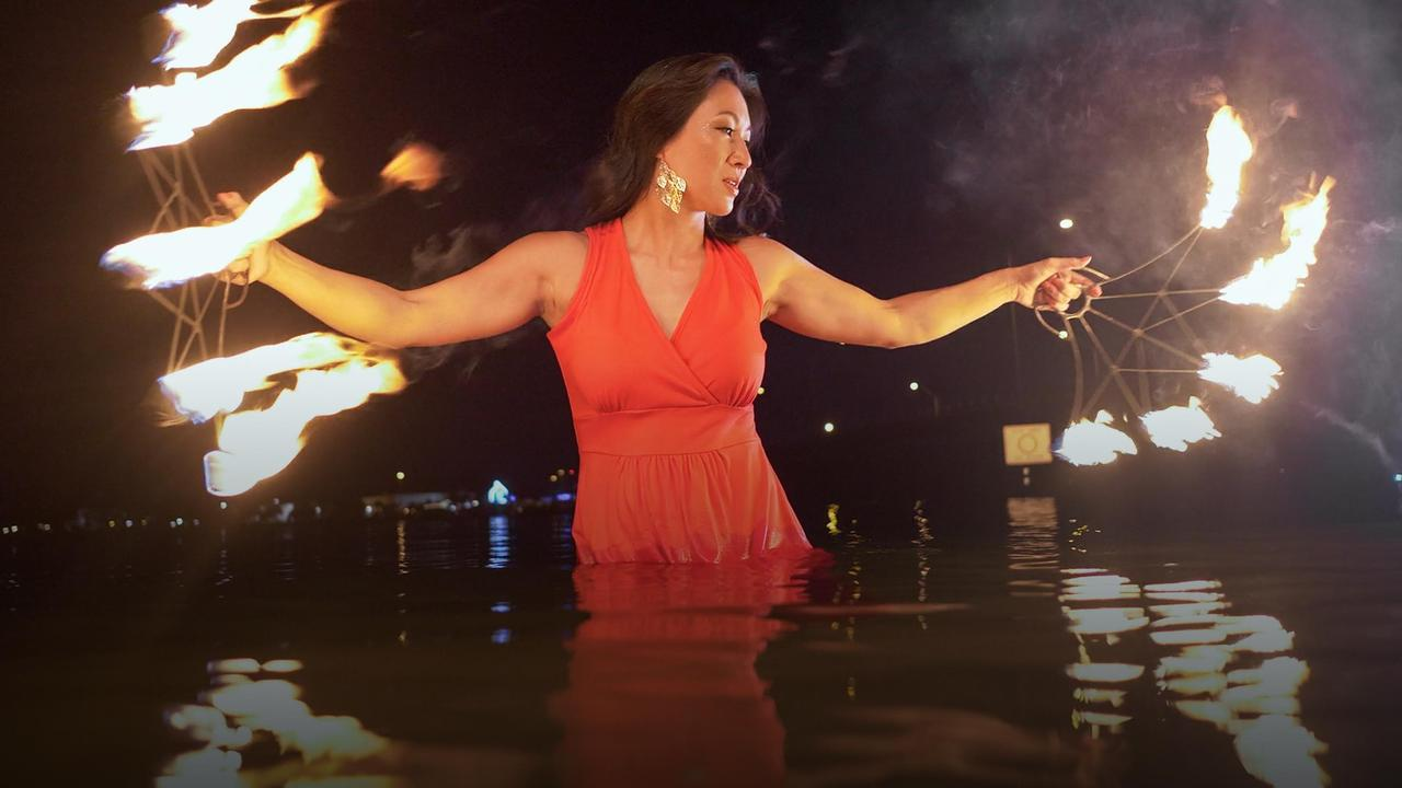 I stepped out of grief -- by dancing with fire   Danielle Torley