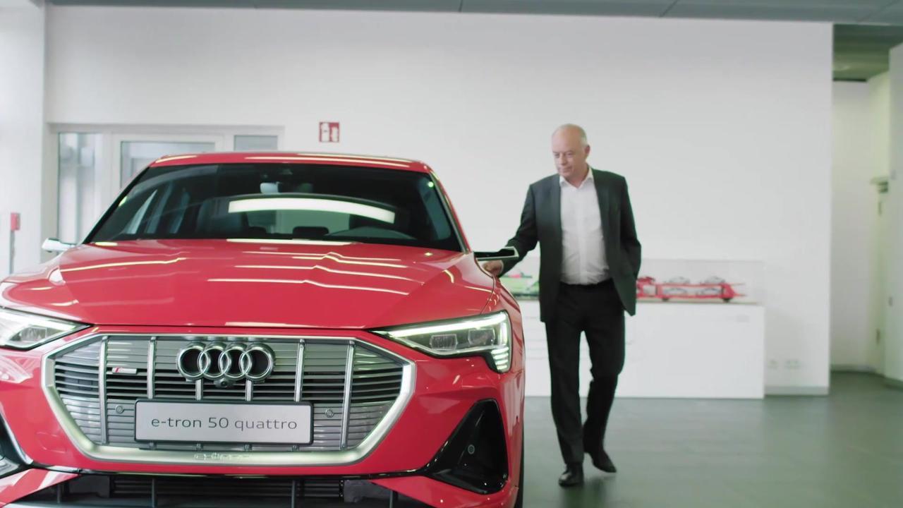 Audi Media Days - Digitalization - Part 4