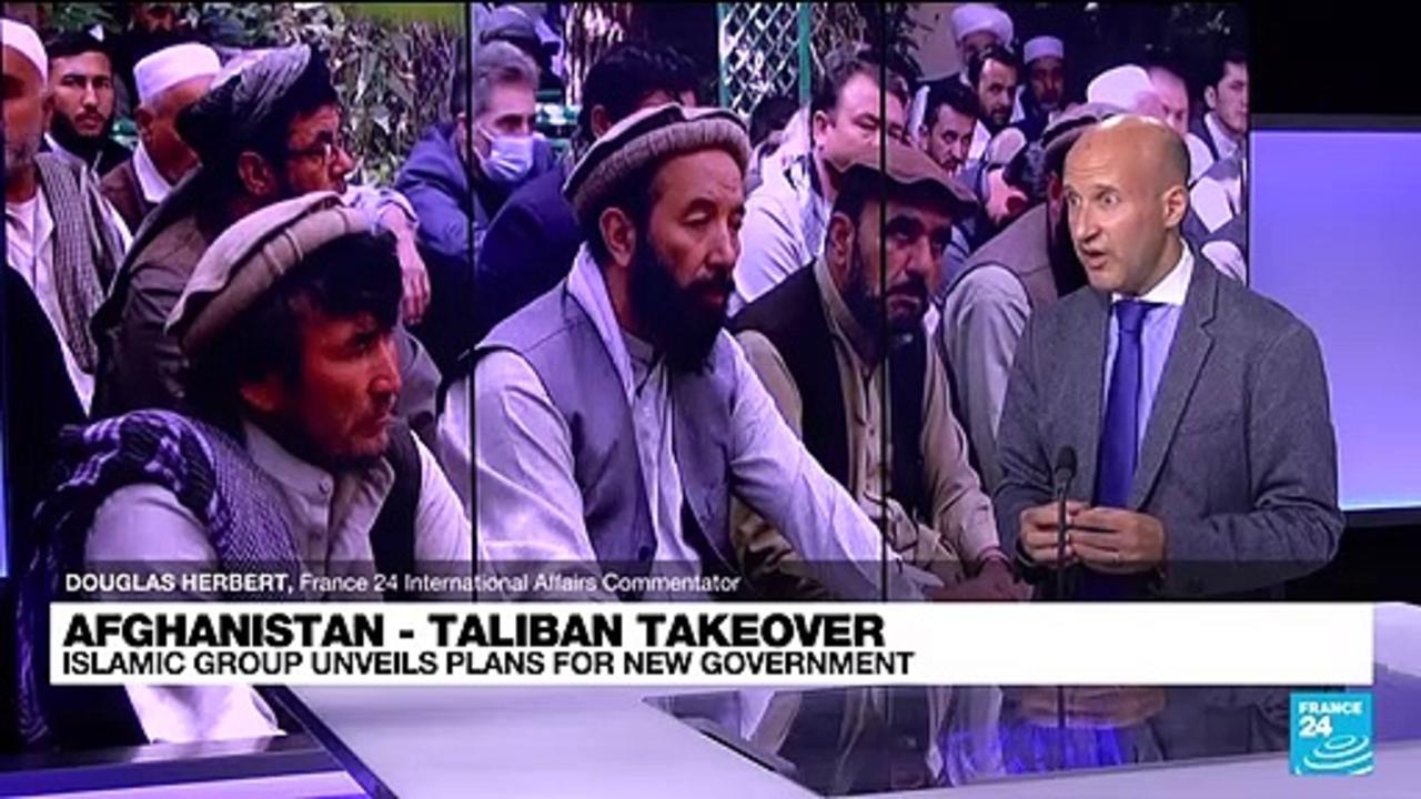 How inclusive would be the new Taliban government in Afghanistan?