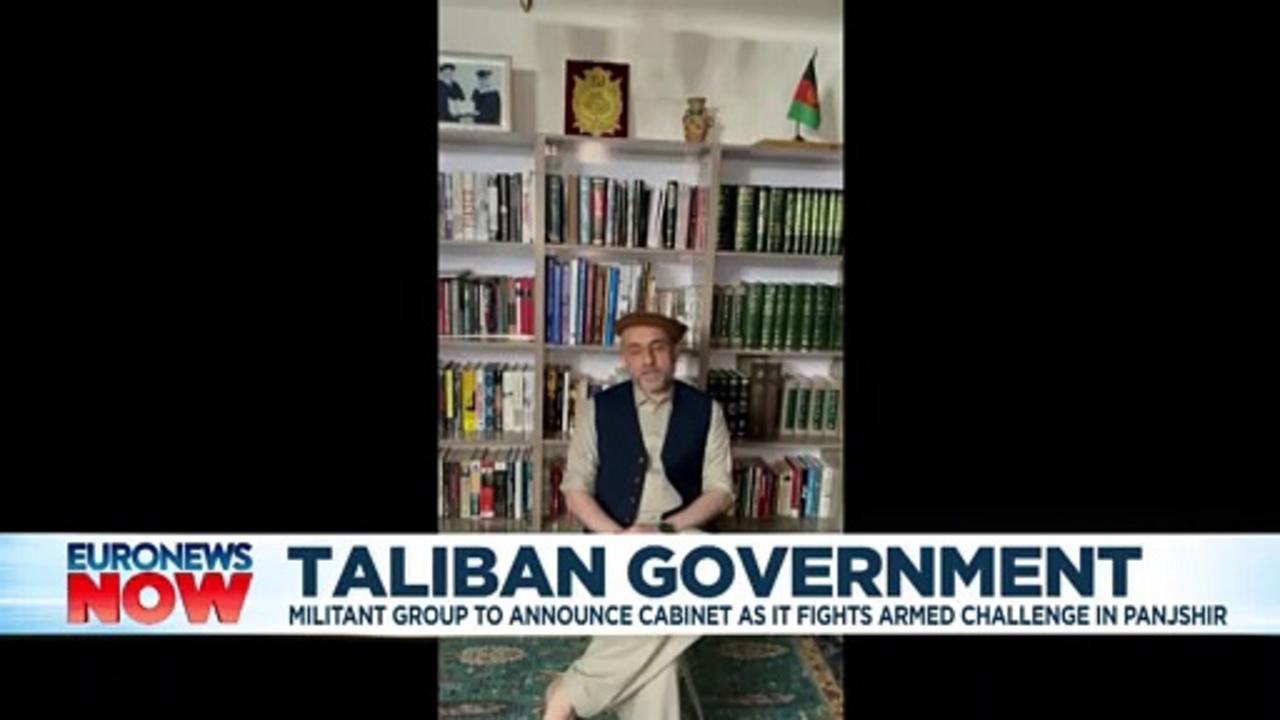 'I have not left Afghanistan,' says resistance leader Amrullah Saleh