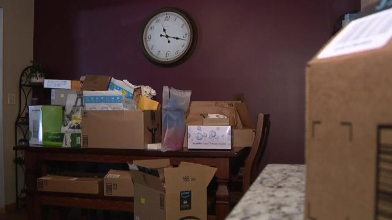 Who sent them? Dozens of Amazon packages delivered to Ohio family who didn't order them