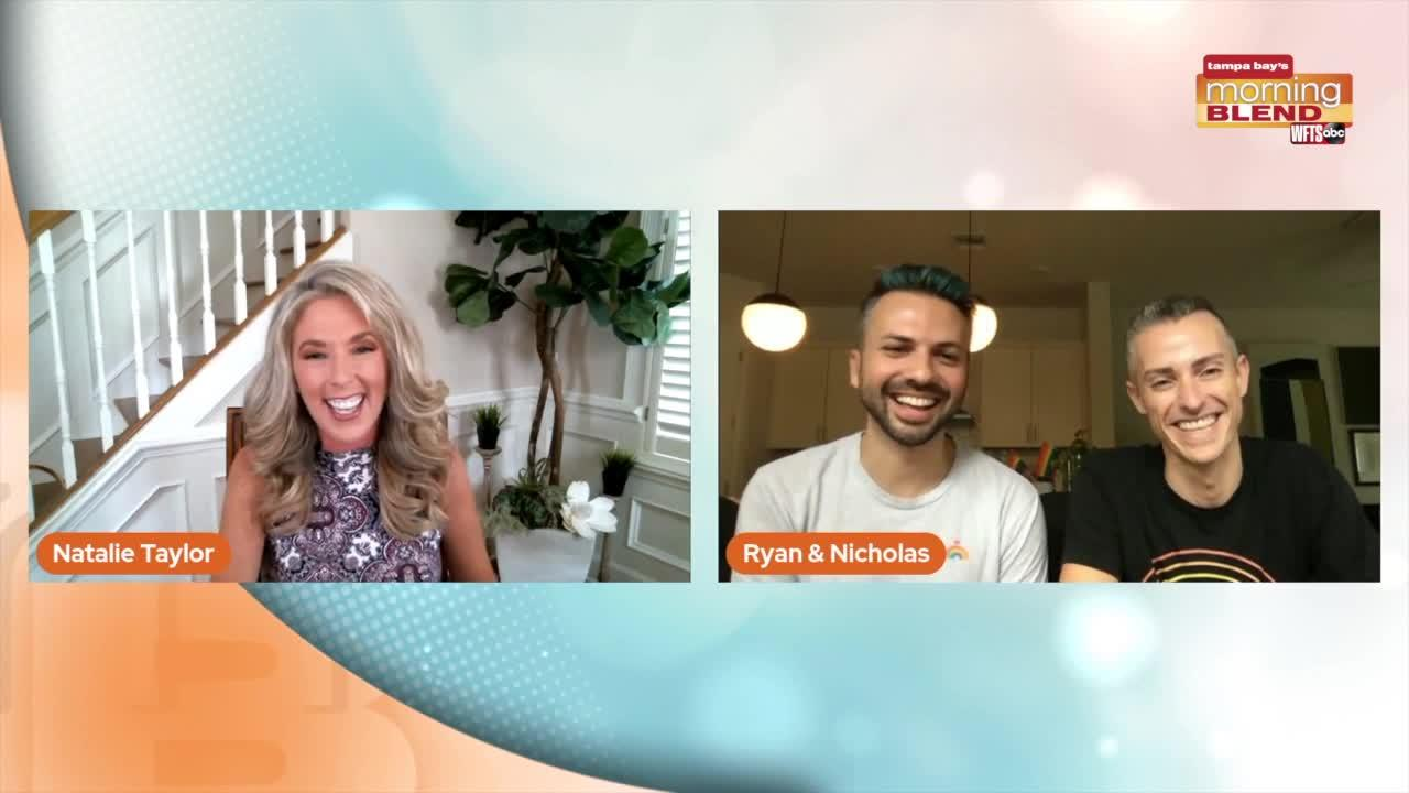 Tampa Pride on the River   Morning Blend