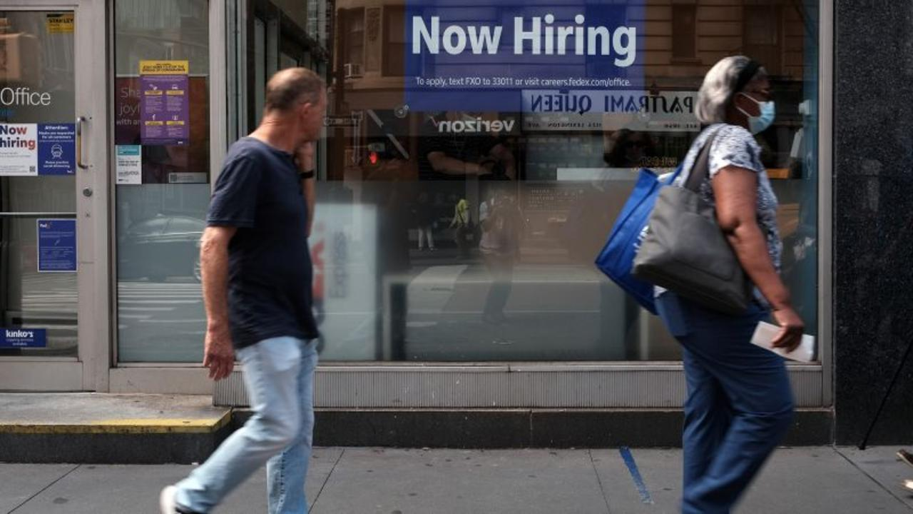 Delta drag: Only 235,000 jobs added back to US economy in August