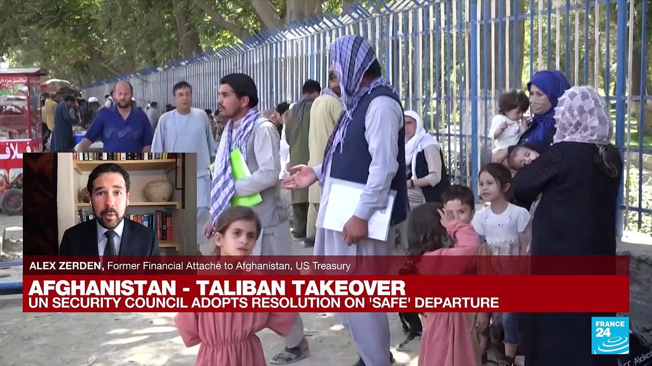 Afghanistan-Taliban takeover: UN Security council adopts resolution on 'safe' departure