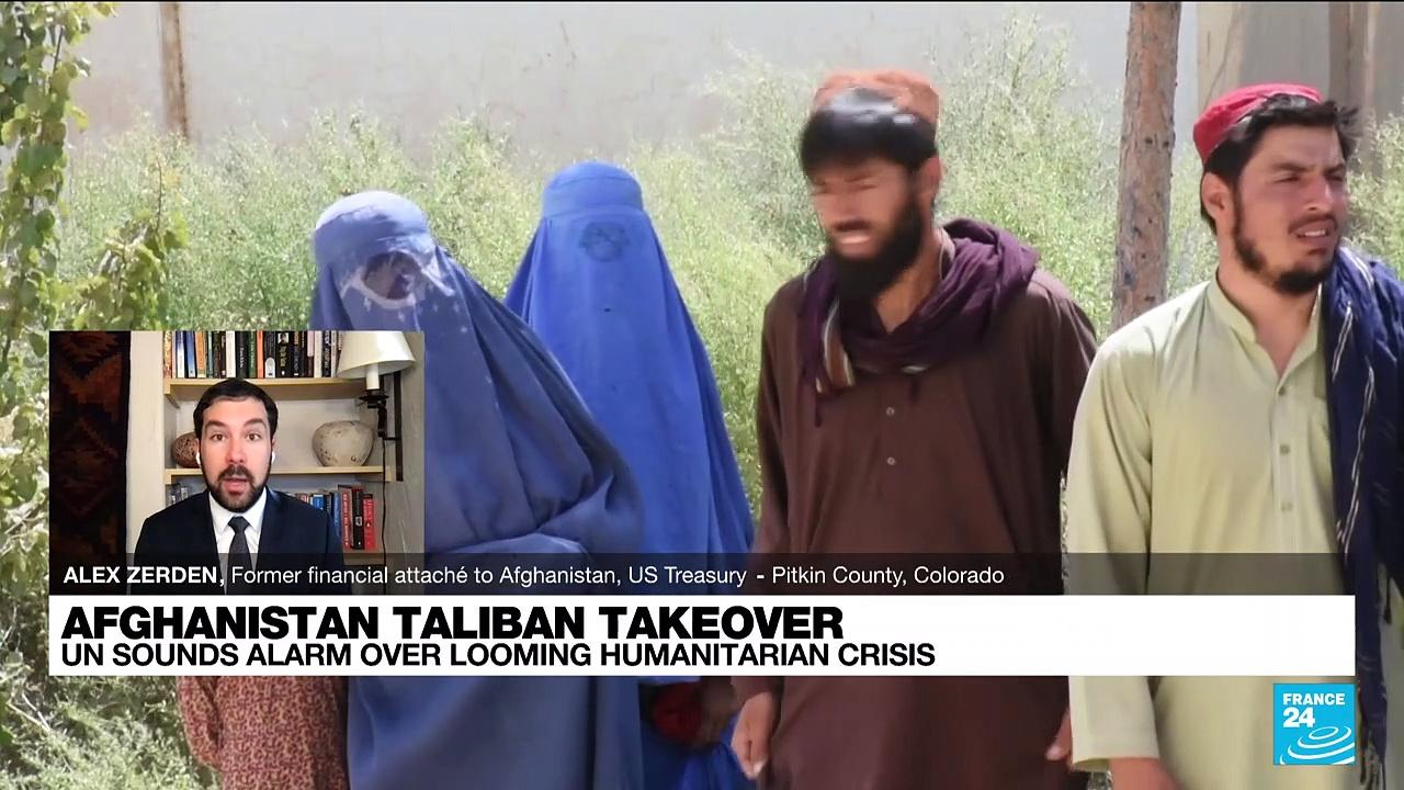 Afghanistan taliban takeover: UN sounds alarm over a looming humanitarian crisis
