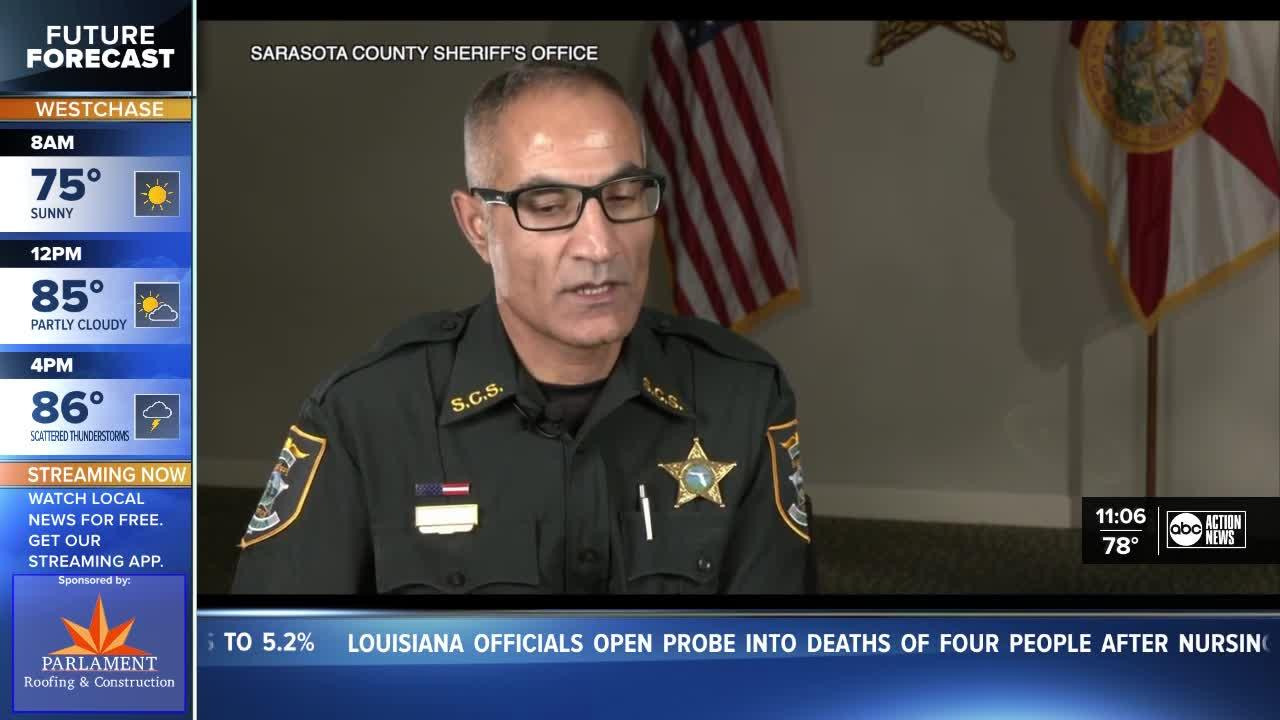 Sarasota deputy and former Afghan interpreter reunited with family with help from the sheriff