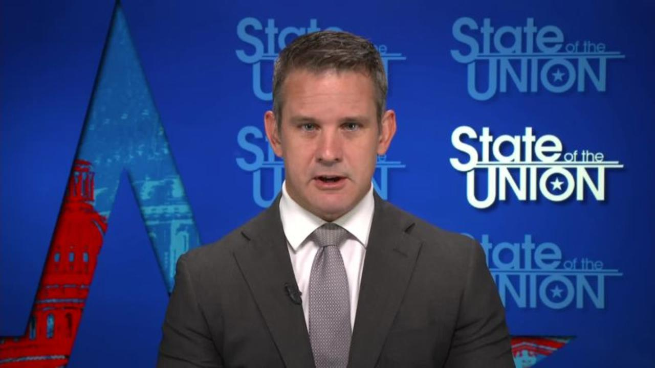 Kinzinger: If GOP is pushing lies, we should not have the majority