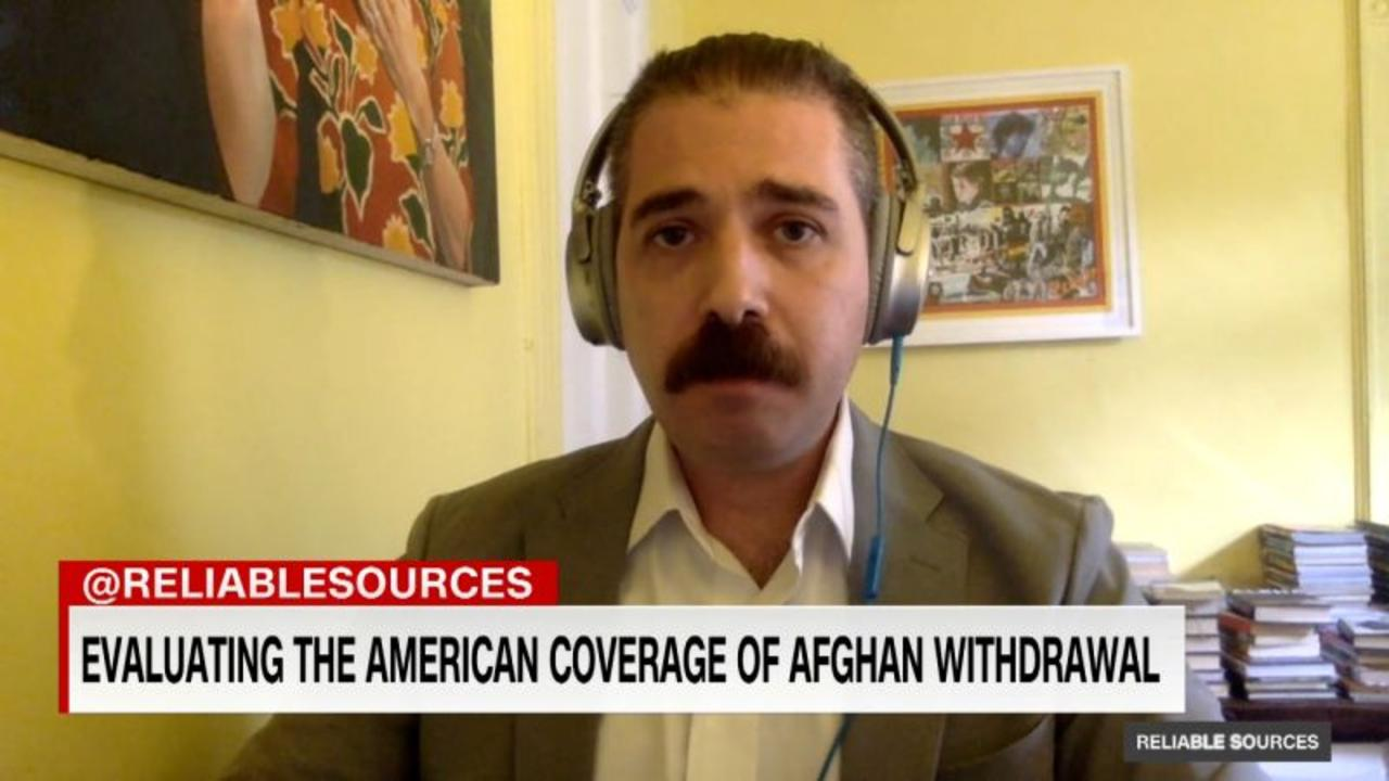 Journalist suggests newsrooms revisit how they count the costs of war