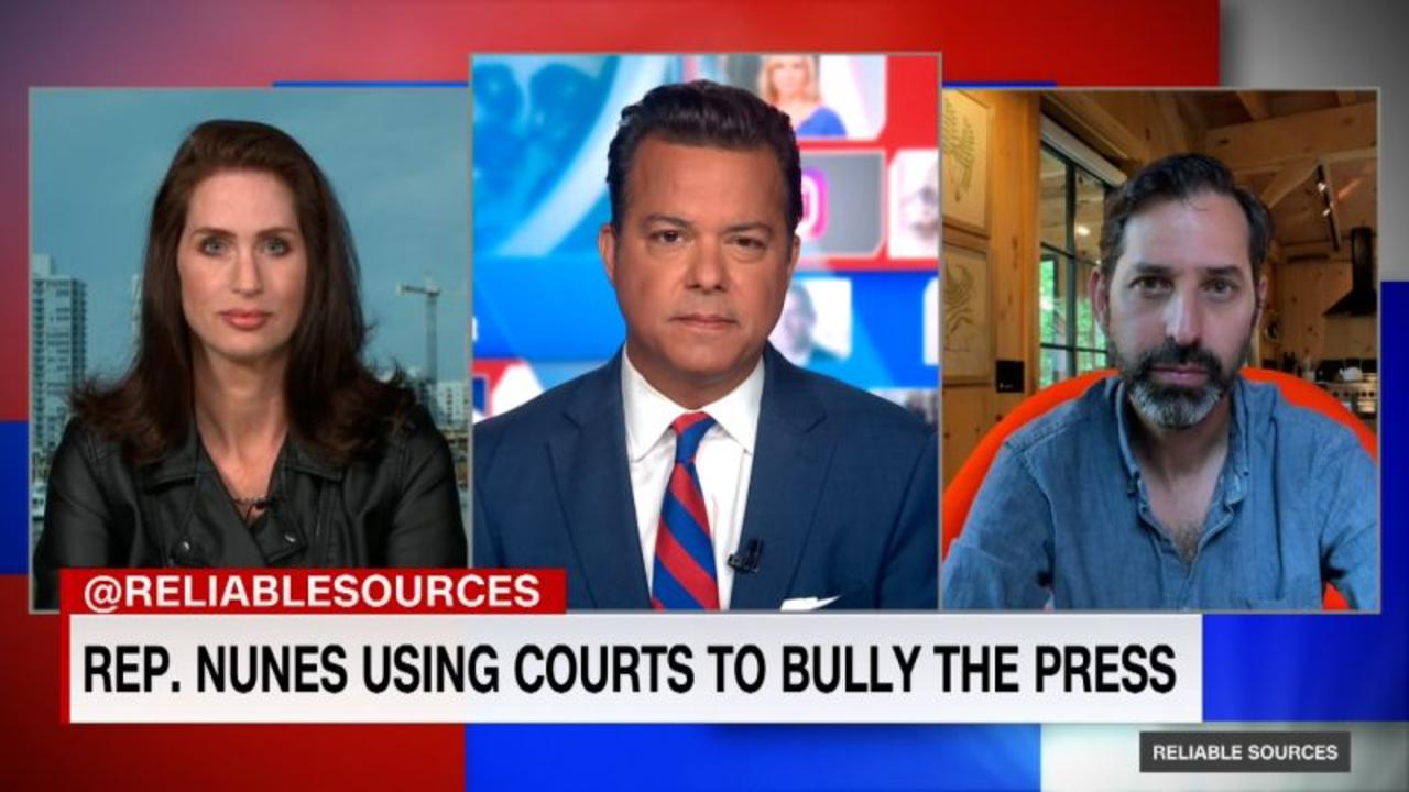 Liz Mair and David Folkenflik on Rep. Nunes' media lawsuits