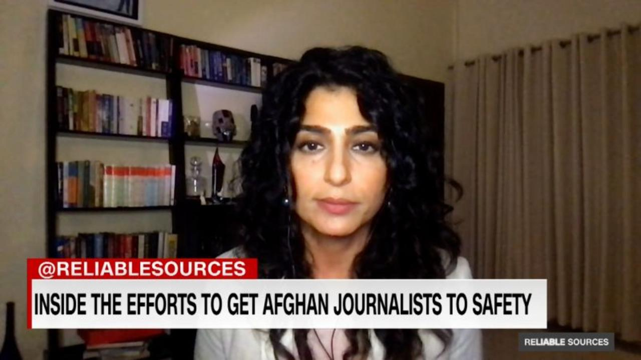 VOA journalists in Afghanistan fear 'they will be left behind, they will be forgotten'