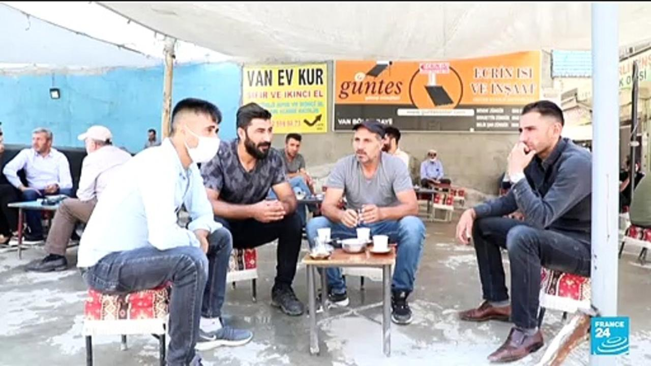 Taliban takeover: Turkey reinforces border to block Afghan migrant wave