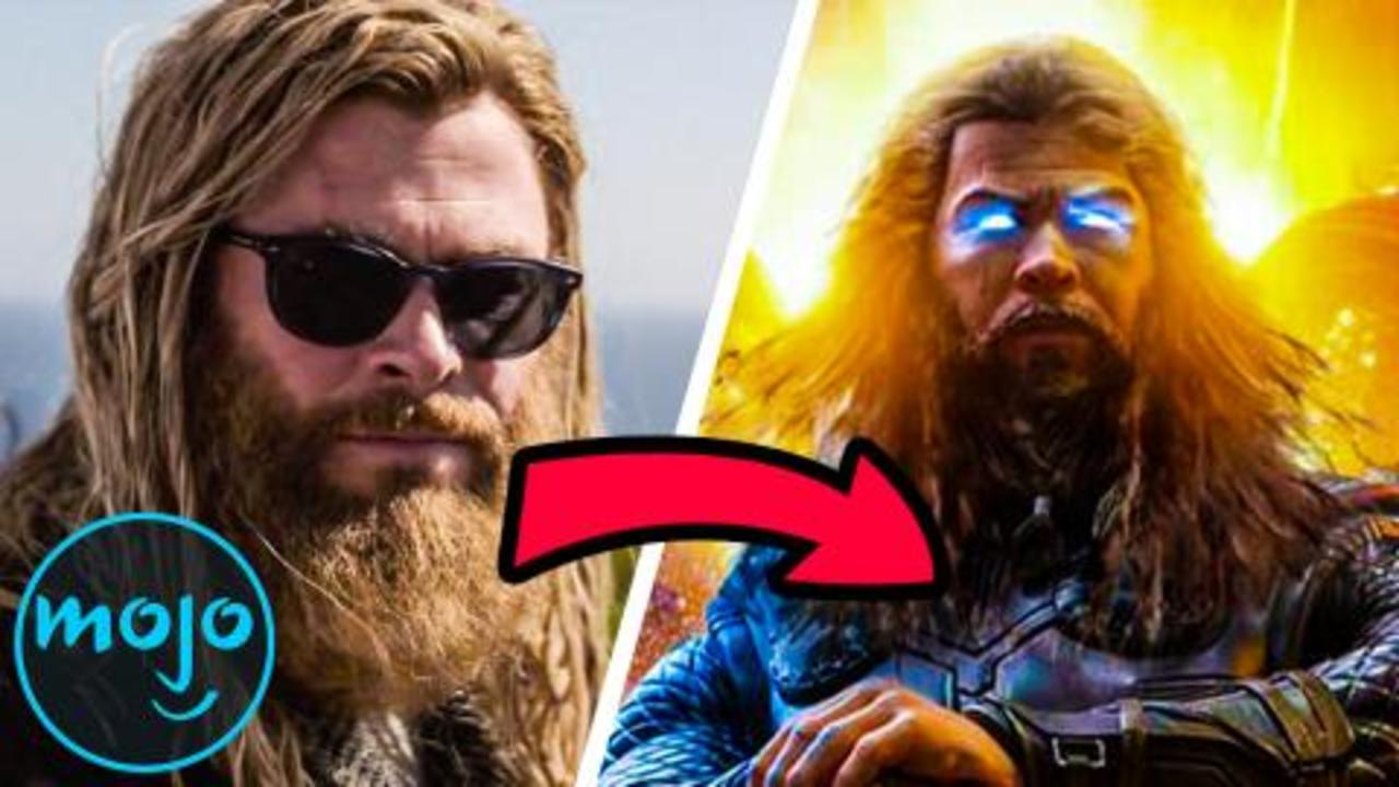 Everything We Know So Far in Thor Love and Thunder