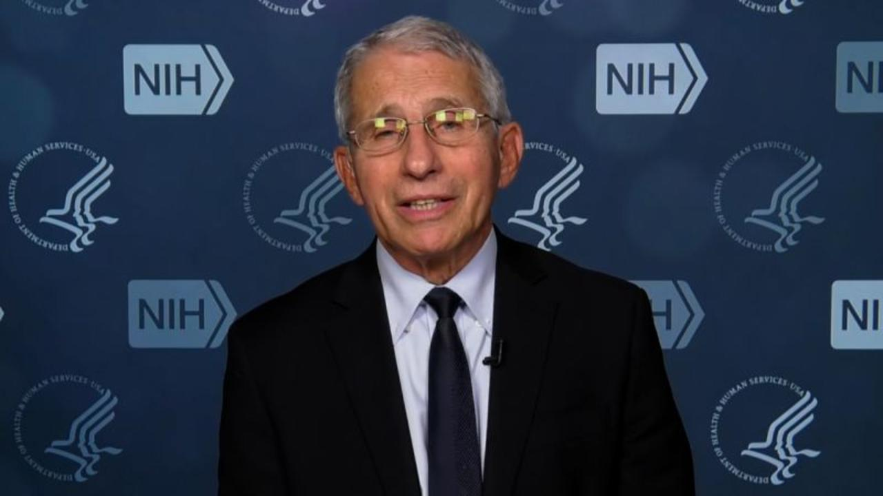 Fauci says Moderna booster might come later than Pfizer's