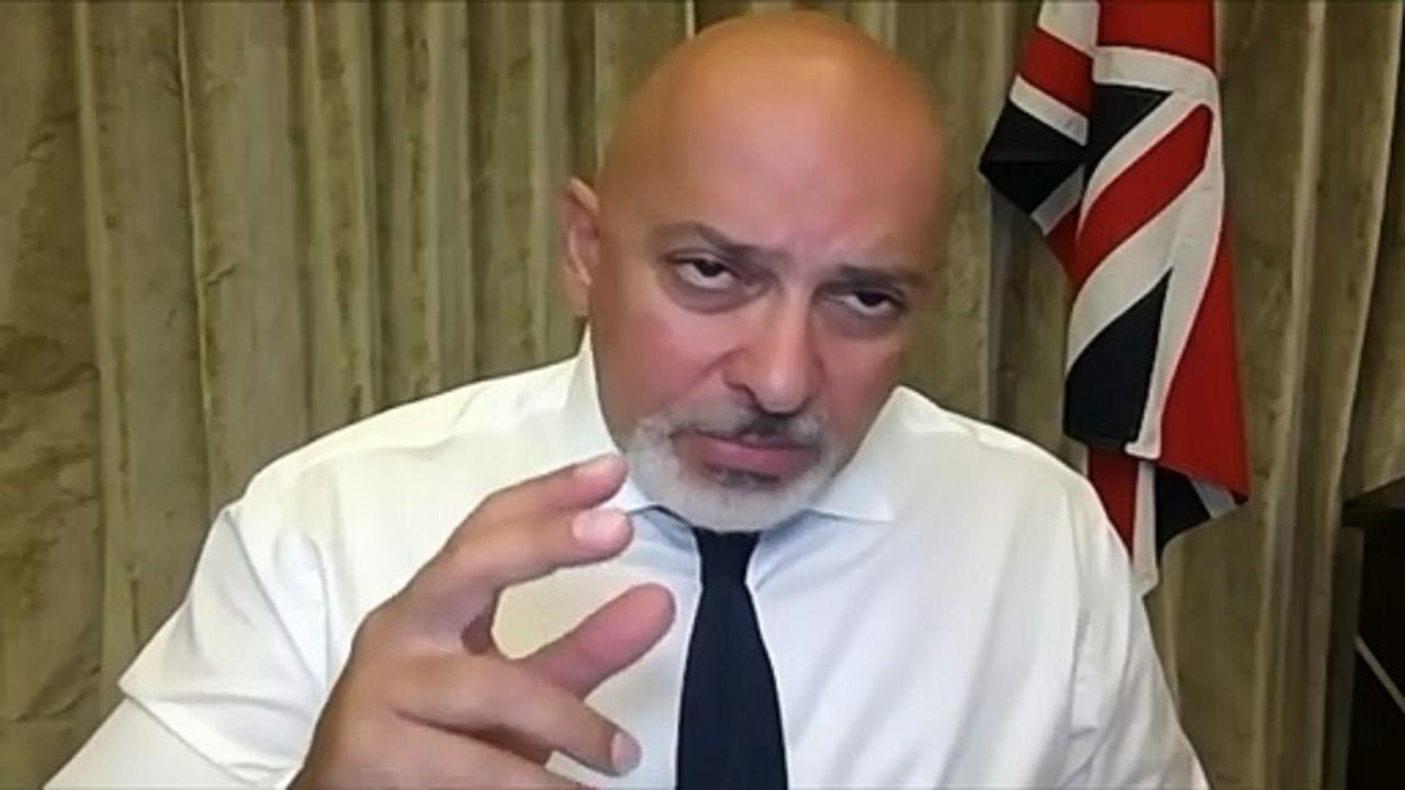 Zahawi stresses manifesto pledges were made before pandemic