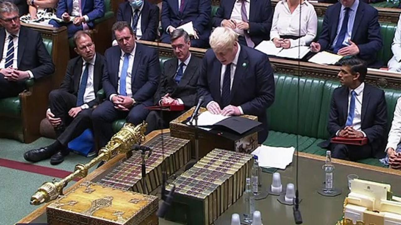 Johnson confirms NI rise to pay for social care