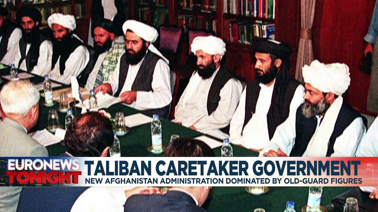 Afghanistan: Taliban announce new caretaker government full of the old guard