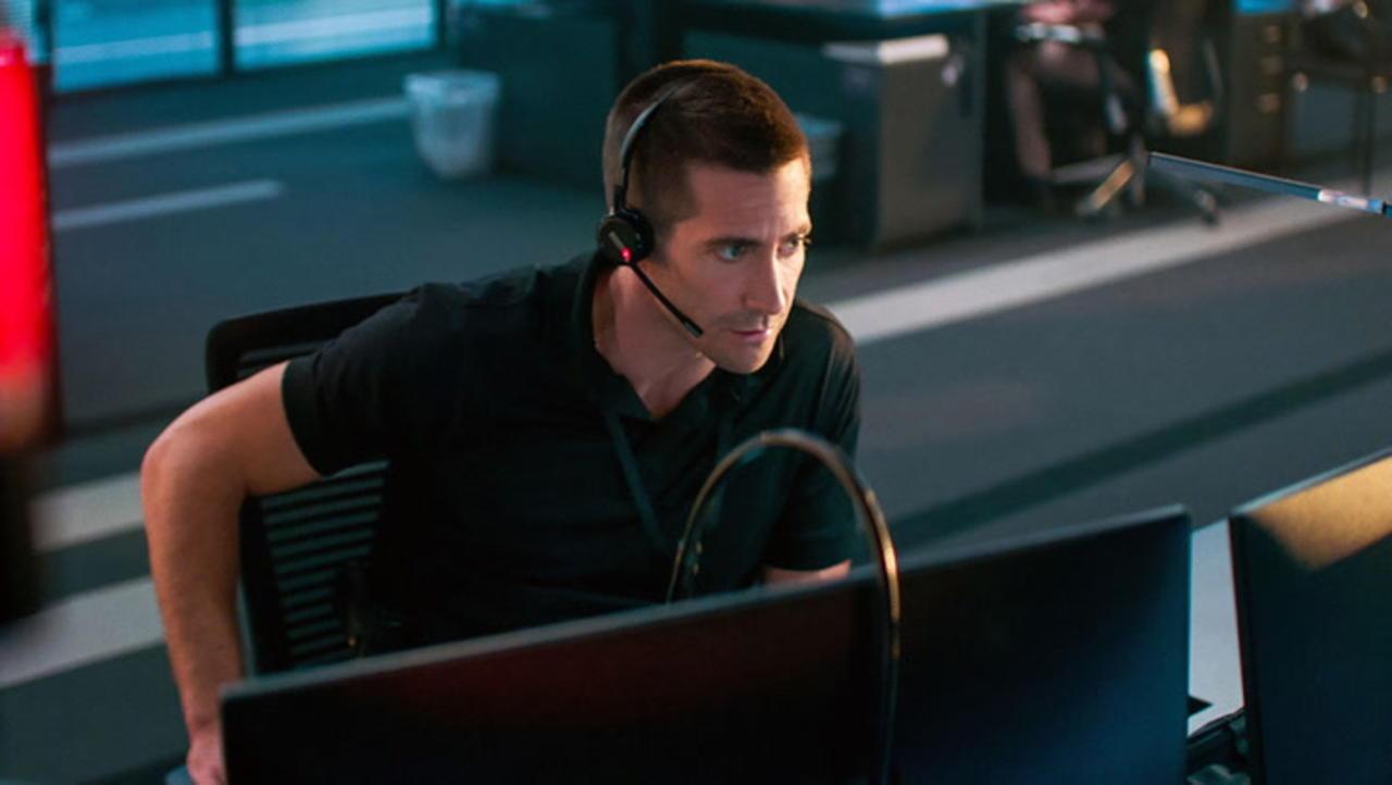 'The Guilty' Starring Jake Gyllenhaal as 911 Caller Drops Trailer   THR News