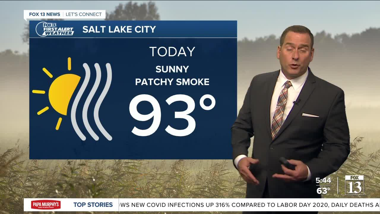 FOX 13 weather Tuesday morning   September 7, 2021