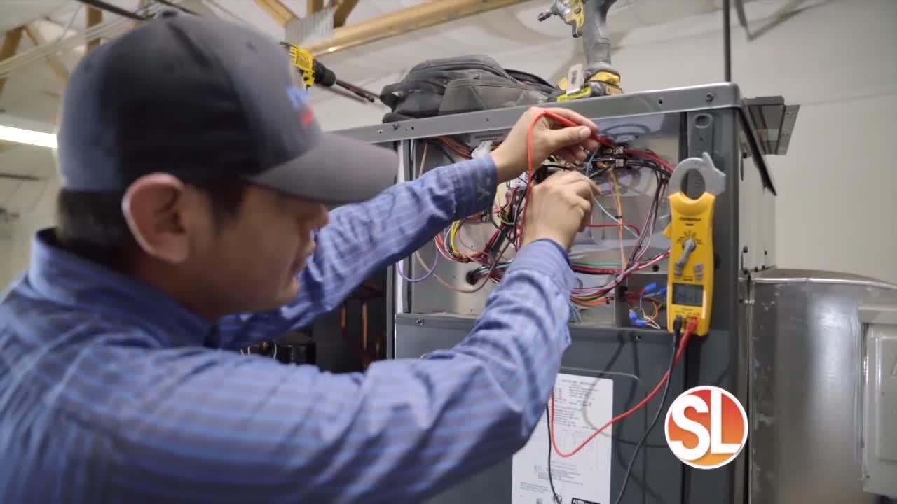 Precision Air & Plumbing: HVAC equipment shortage due to COVID