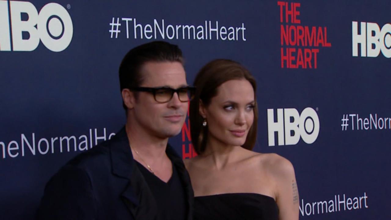 Angelina Jolie Reveals She Was 'Hurt' When Brad Pitt Worked With Harvey Weinstein