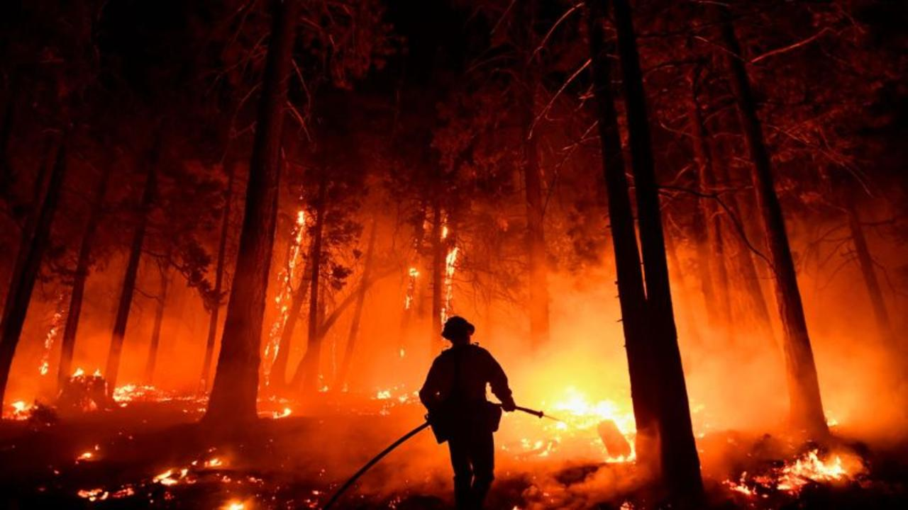 'More fires. More floods. More disasters': Fmr. California Governor on our climate future