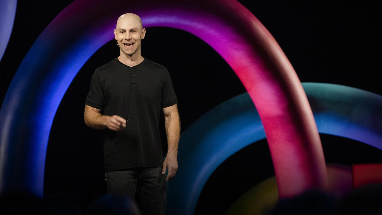 How to stop languishing and start finding flow | Adam Grant