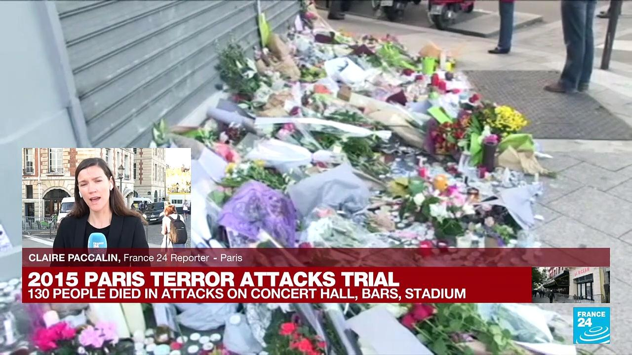 What are the 1,800 victims of 2015 Paris attacks hoping to get from the trial?