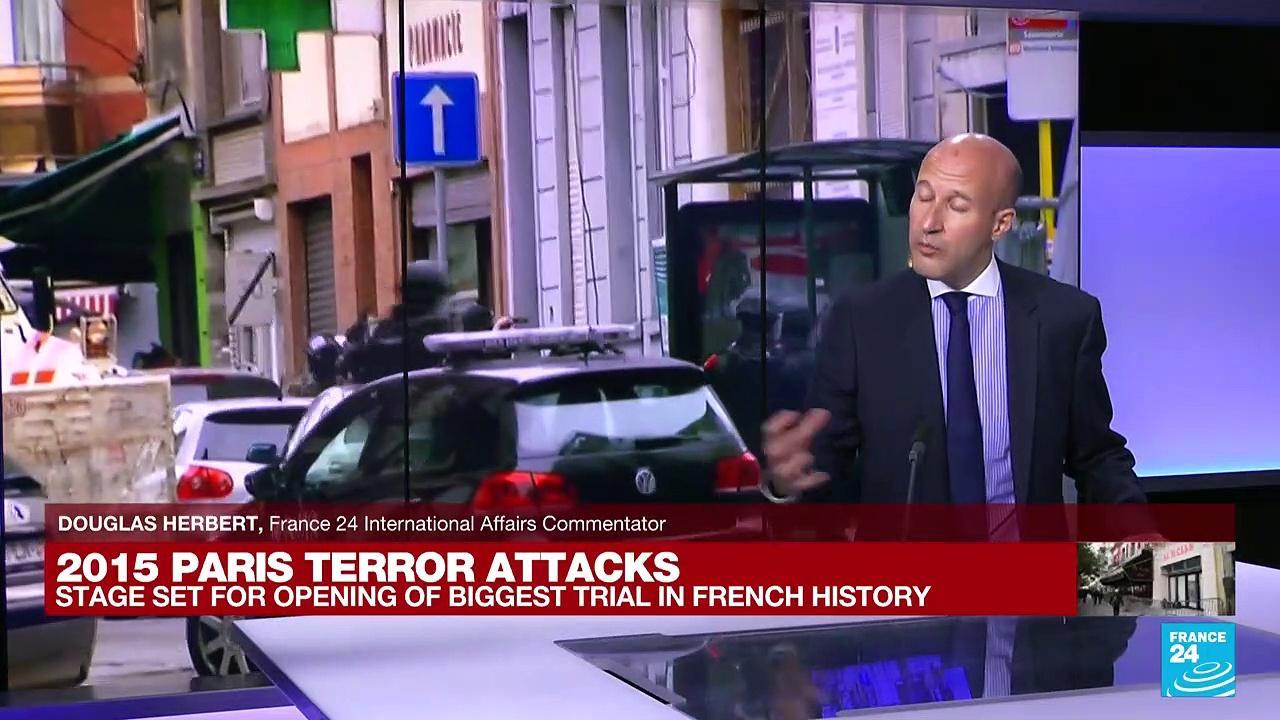 'All eyes on Salah Abdeslam' only surviving attacker of 2015 Paris terror attacks